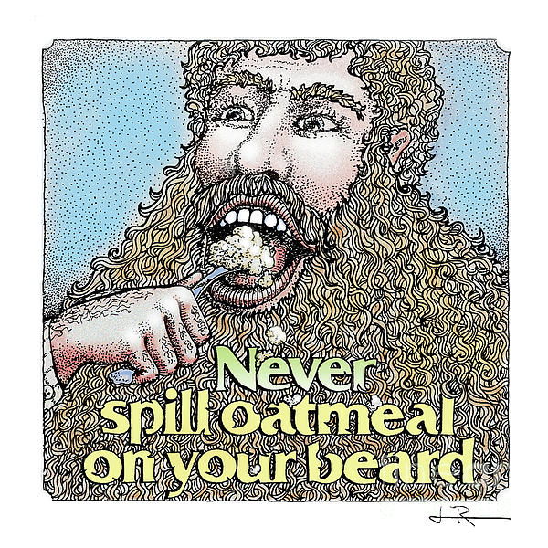 Jim Rehlin - Never Spill Oatmeal