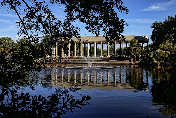 Judy Vincent - New Orleans City Park Peristyle 2