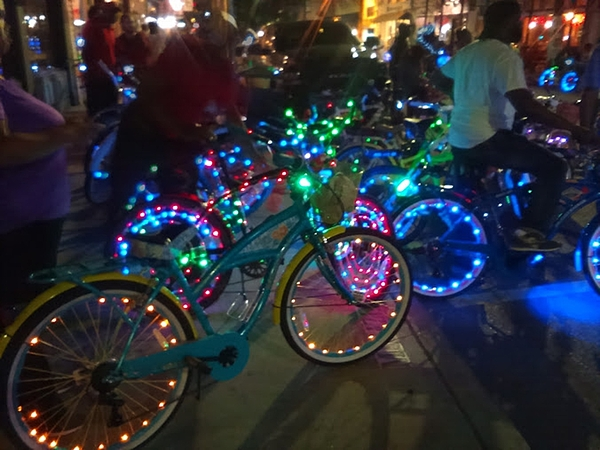 Michael Hoard - New Orleans Night Riders