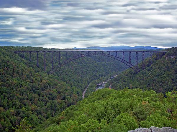 Aimee L Maher ALM GALLERY - New River Bridge