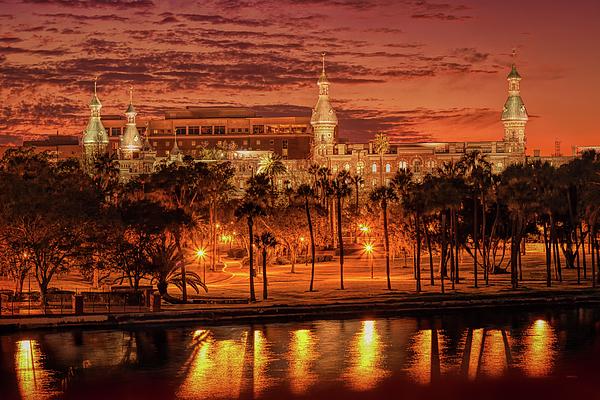 John M Bailey - Nightfall in Tampa