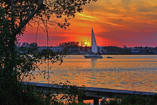 HH Photography of Florida - Nightfall On The Intracoastal