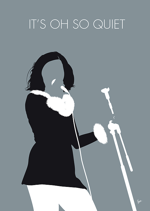 No187 My Bjork Minimal Music Poster IPhone 6 Case