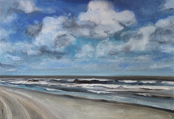 Christel Roelandt - North Sea Scape