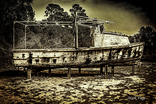 Mark Fuge - Not Seaworthy - B - W