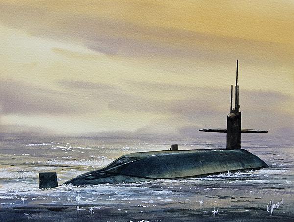 James Williamson - Nuclear Submarine