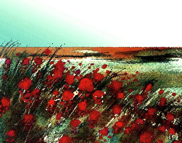 Janice Sobien - Ocean Roses