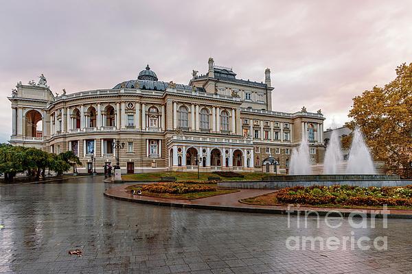 Viktor Birkus - Opera House.