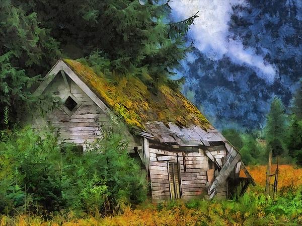 Maciek Froncisz - Old Abandoned Cabin
