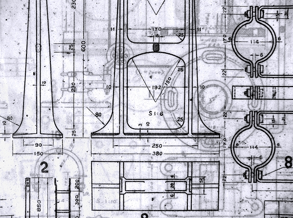 Beautiful Old Blueprints For Sale Ideas - Electrical Circuit Diagram ...