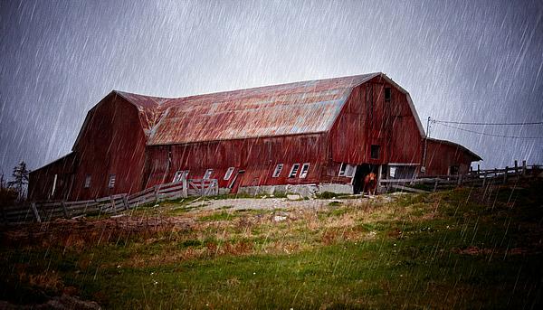 Maggie Terlecki - Old Red Barn
