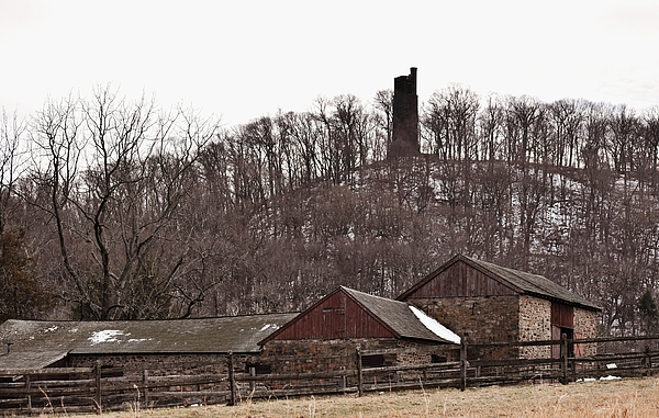 Val Arie - Old Stone Barn and Tower