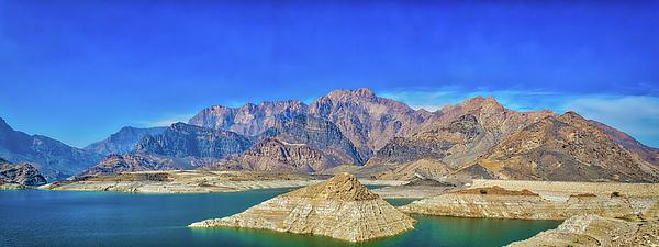 Reji Ittiachan - Oman Landscape Panorama