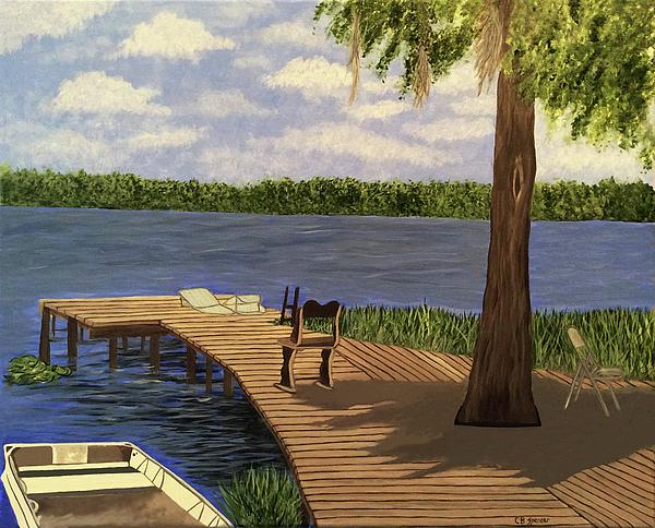 Connie Spencer - On Hickory Pond