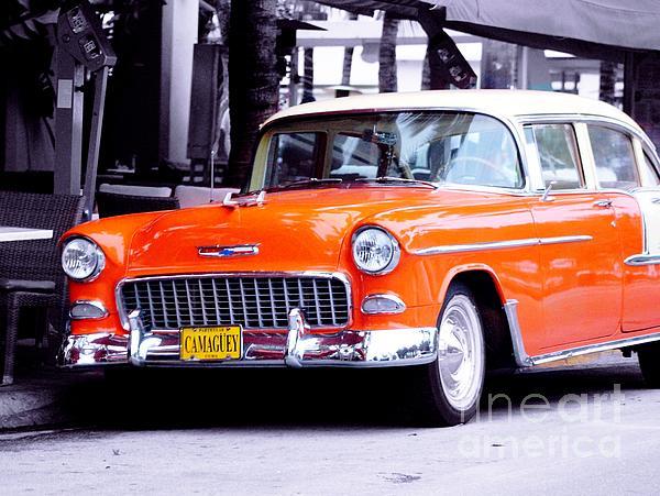 Mesa Teresita - Orange Classic
