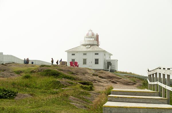 Bob Corson - Original Cape Spear Lighthouse 2