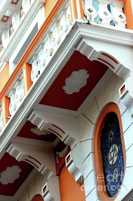 The Art of Alice Terrill - Ornate Balcony