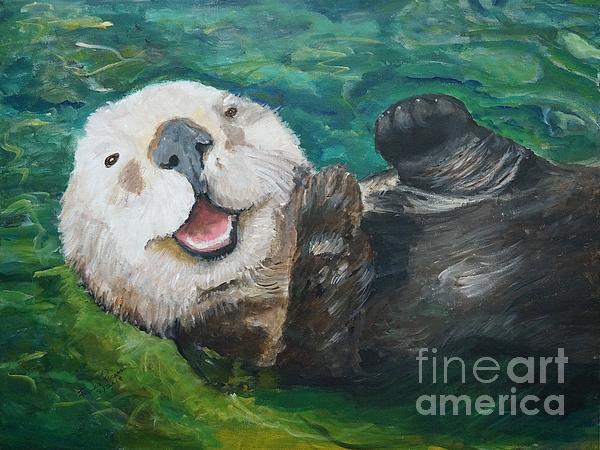 Frankie Picasso - Otter Smile