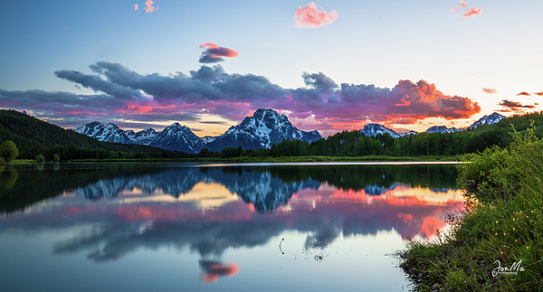 Jon Ma - Oxbow Bend
