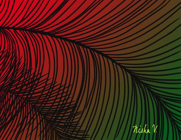Nisha Verma - Palm Leaf
