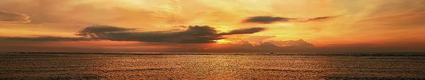 Elena Riim - Panoramic sunset