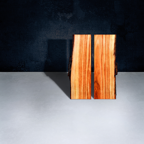 Parallel Wood Photograph