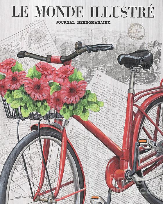 Debbie DeWitt - Paris Ride 2
