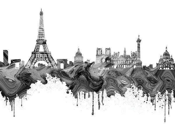 Prar Kulasekara - Paris Skyline Italy 13