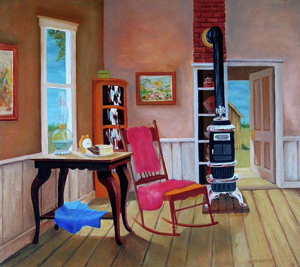 Will Lewis - Parlor Stove