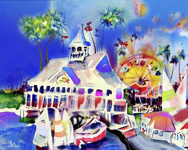 John Dunn - Pavilion Color Explosion