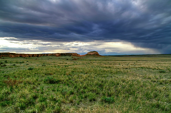 Michael Kirsh - Pawnee Buttes Cloudscape