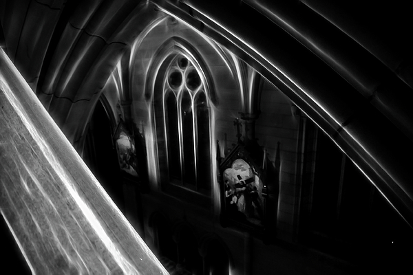 Miroslava Jurcik - Peaking Down The Cathedral