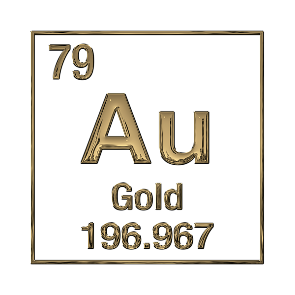 Periodic Table Of Elements Gold Au Womens T Shirt For Sale By