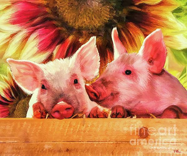 Tina LeCour - Piglet Playmates