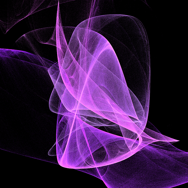 Thomas Pendock - Pink Swirl