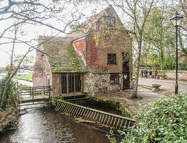 Phyllis Taylor - Place Mill - Christchurch, Dorset, UK