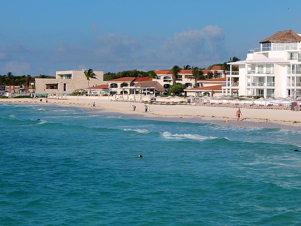 Arlane Crump - Playa Del Carmen - Mexico