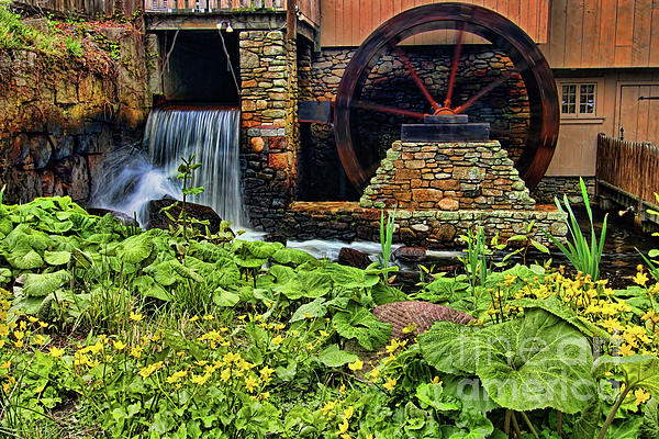 Jim Beckwith - Plimouth Grist Mill