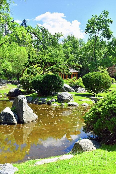 Malanda Warner - Polson Park, Japanese Gardens