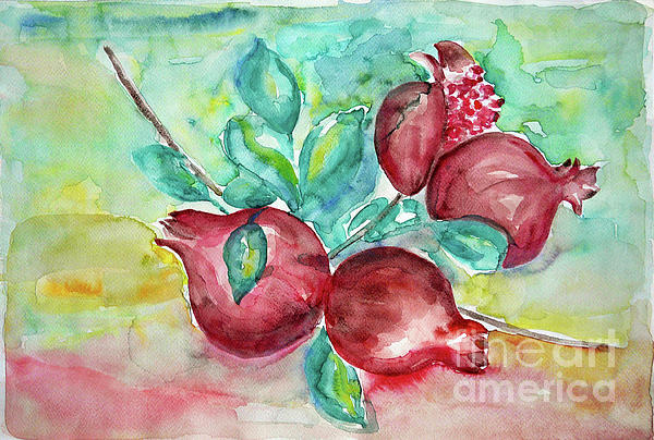 Jasna Dragun - Pomegranate