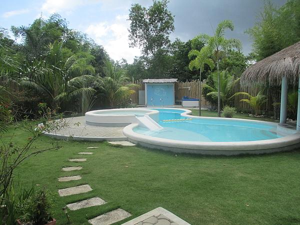 Kay Novy - Pool Area At Dream Catcher 1