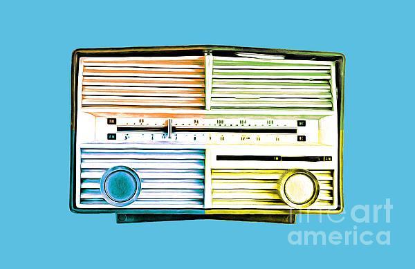 Pop Radio Tee Photograph