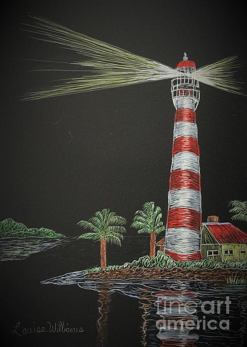 Louise Williams - Portuguese Light House