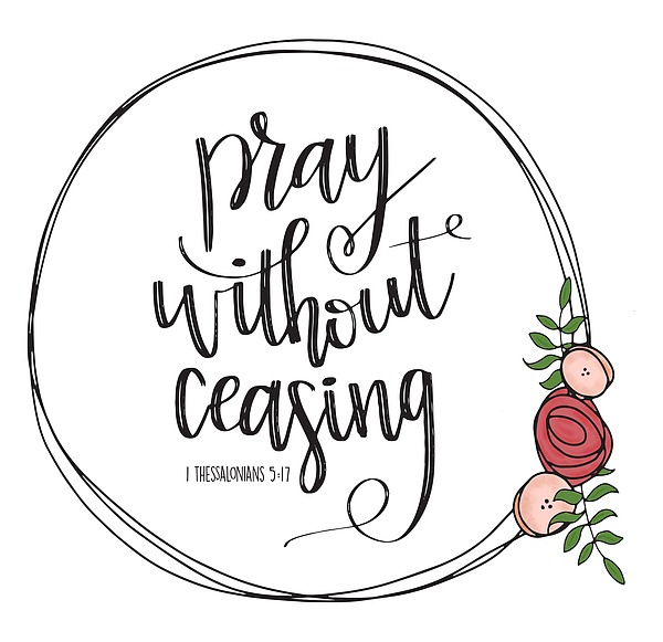 Prayer without ceasing coloring pages for Pray without ceasing coloring page