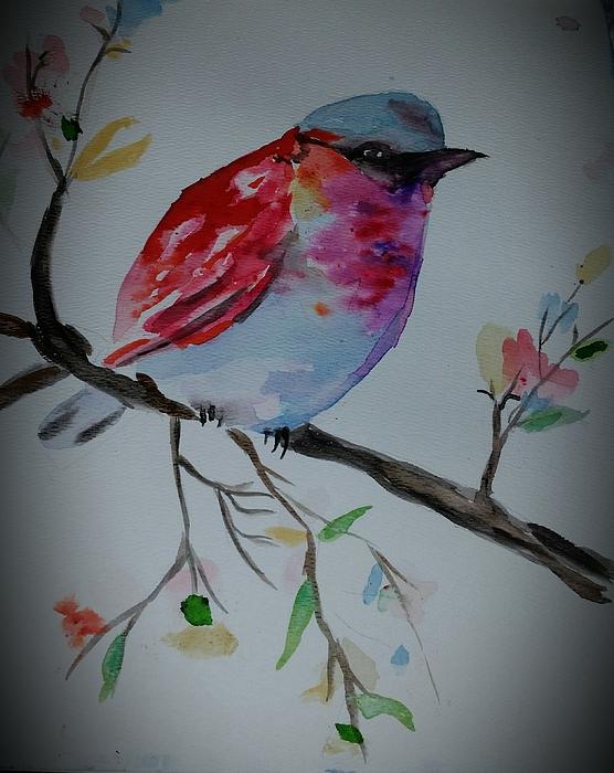 Stacie Siemsen - Pretty little Finch