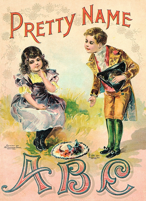 Reynold Jay - Pretty Name ABC Book