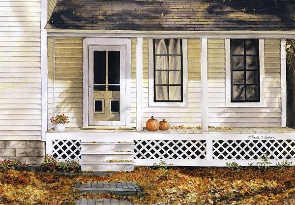 Paula Nathan - Pumpkin House