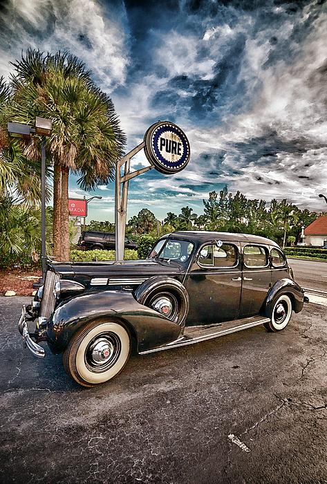 Don Columbus - Pure 39 Packard Super 8