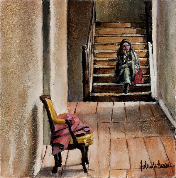 Jolante Hesse - Quiet Chair
