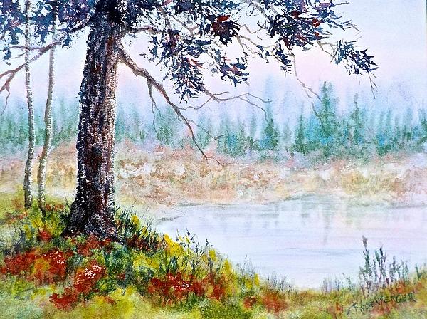 Carolyn Rosenberger - Quiet Inlet